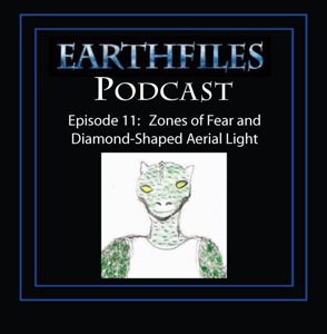 Episode 11 - Zones of Fear and Diamond-Shaped Aerial Light