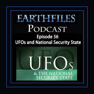 Episode 56 UFOs and the National Security State with Historian Richard M. Dolan.
